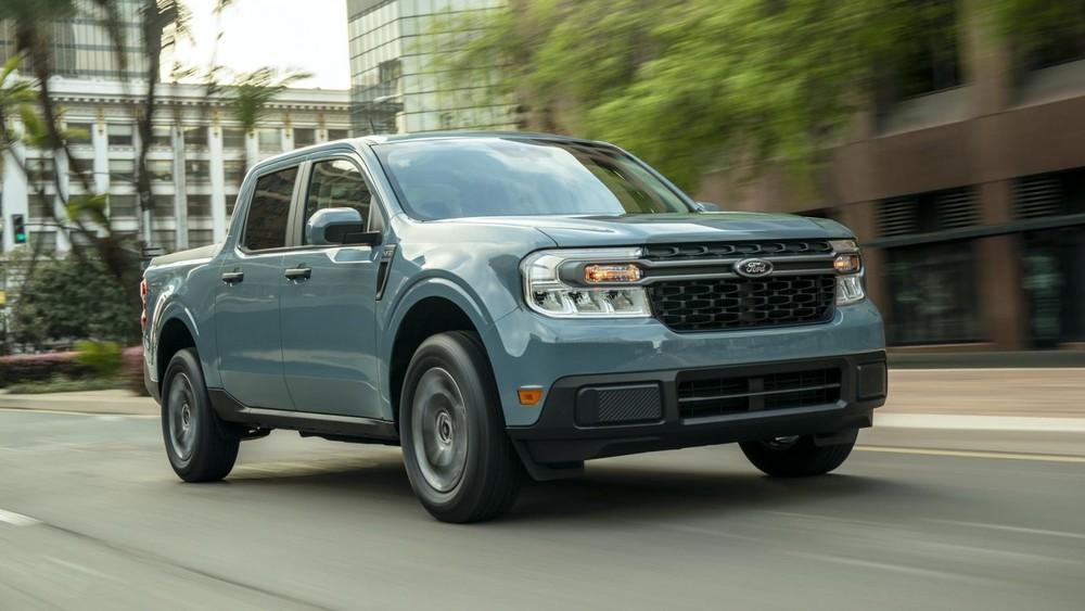 Ford Maverick 2022 hybrid