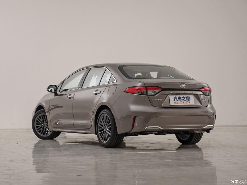 Toyota Levin GT 2021 là phiên bản có thiết kế thể thao hơn của Levin