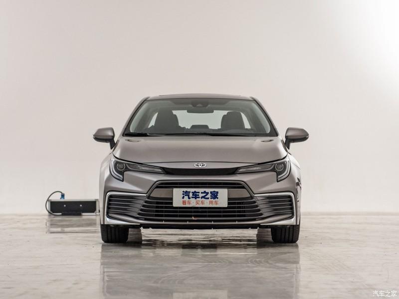 Thiết kế đầu xe của Toyota Levin GT 2021