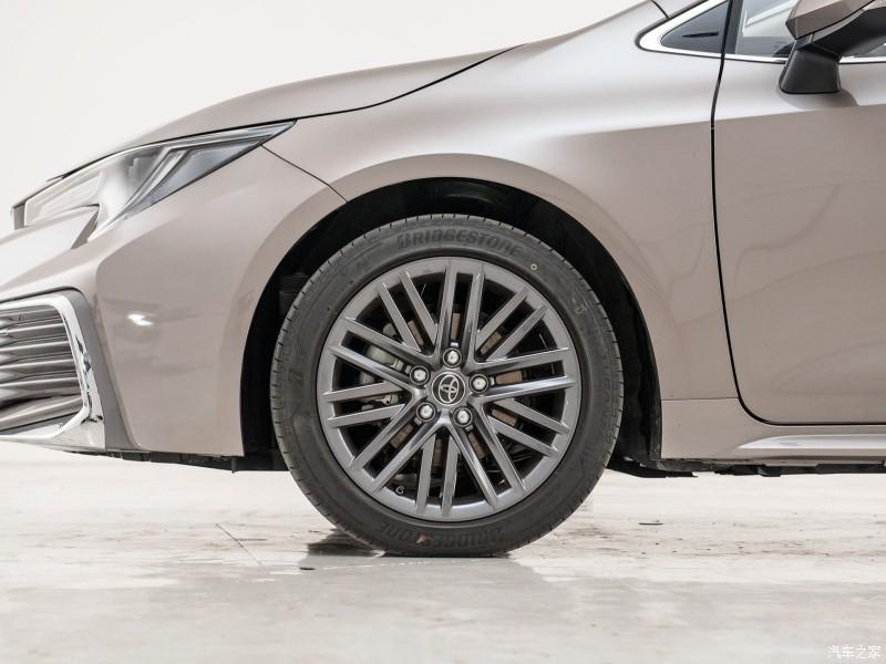 Bộ vành thể thao của Toyota Levin GT 2021