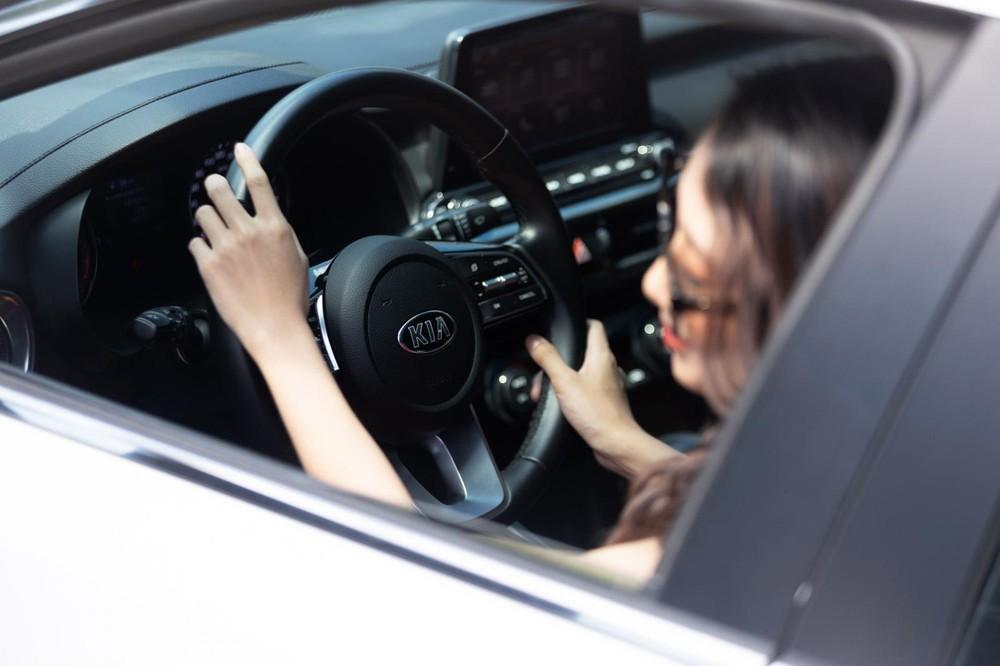 Vận hành hứng khởi cũng là một trong những trải nghiệm hấp dẫn mà Kia Cerato đem tới cho người lái.