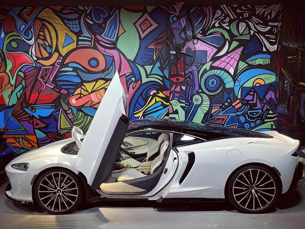Siêu xe mới toanh McLaren GT