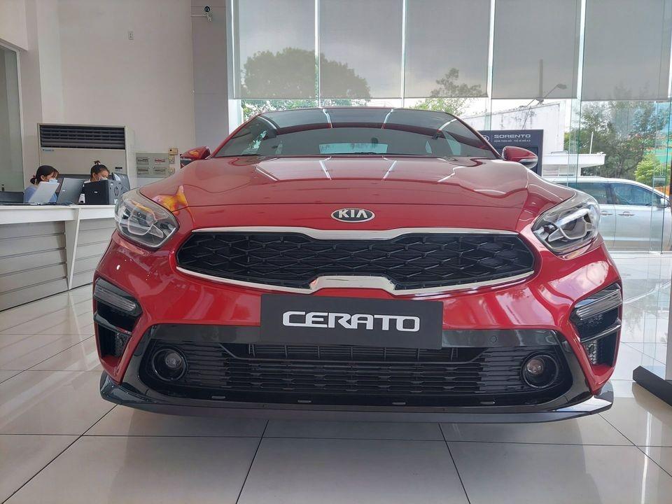 Một đại lý Kia ở Bình Dương báo giá giảm 40 triệu đồng cho xe Cerato