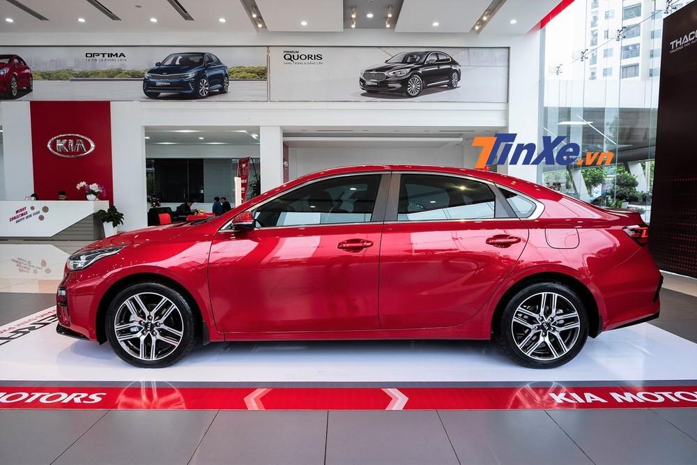 65 triệu đồng là mức giảm giá cao nhất mà đại lý Kia đưa ra cho mẫu xe Cerato