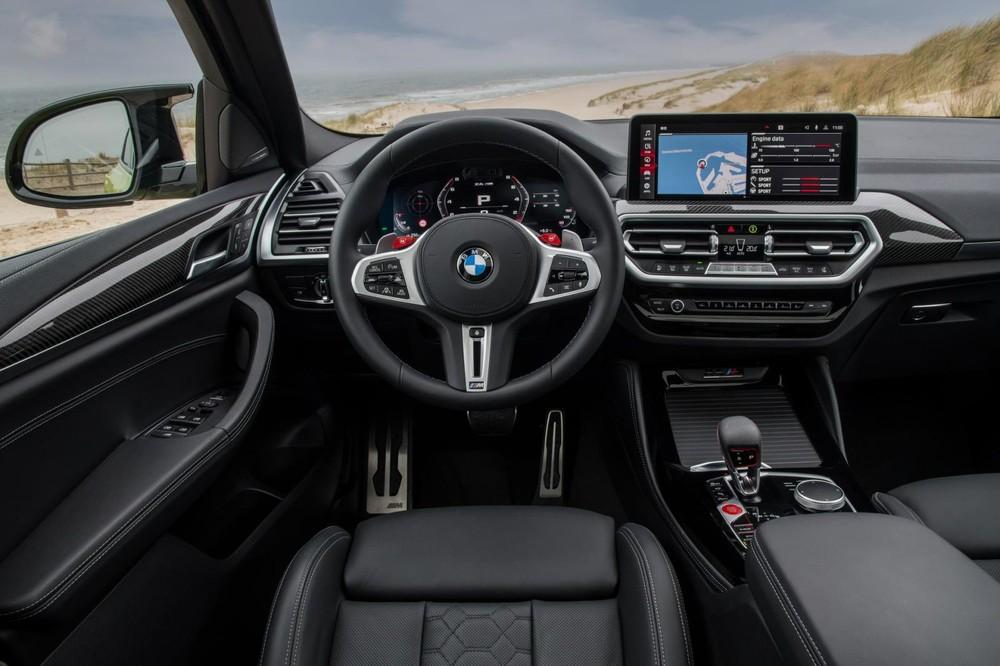 BMW X3 M và X4 M 2022