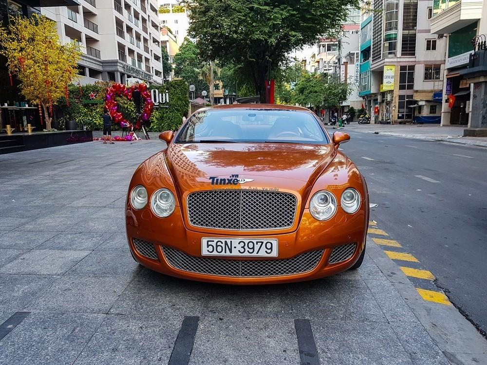 Bentley Continental GT cam