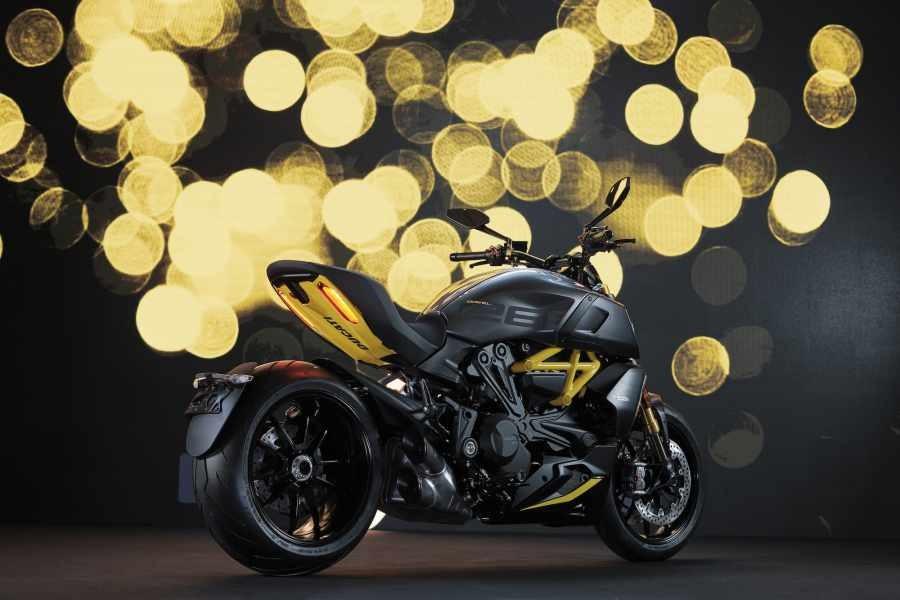 Ducati Diavel 1260 S phiên bản giới hạn chính thức ra mắt tại Ý