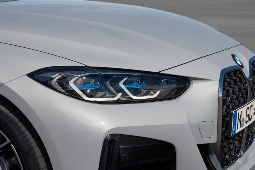 Đèn pha LED toàn phần của BMW 4-Series Gran Coupe 2022