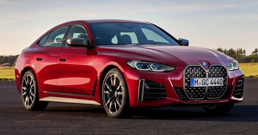BMW 4-Series Gran Coupe 2022 bản M440i xDrive