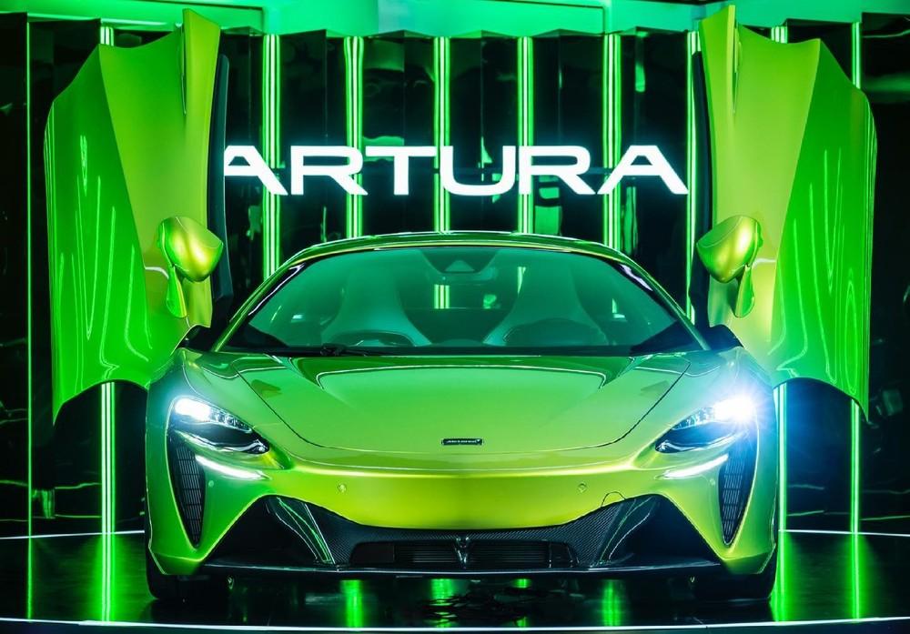 McLaren Artura không sớm thì muộn sẽ về Việt Nam đã ra mắt ở Hong Kong, giá gần 12 tỷ đồng