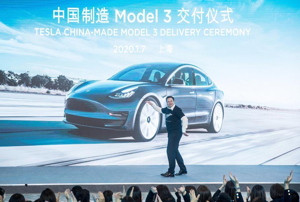 Trung Quốc là một trong những thị trường quan trọng của Tesla nói chung và Model 3 nói riêng
