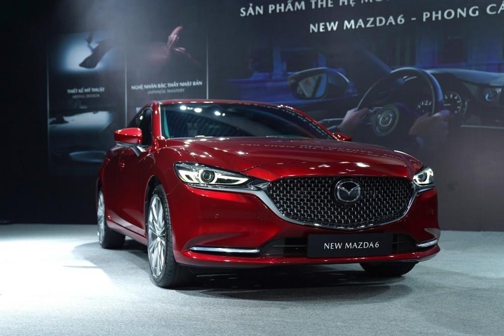 Mazda6 cũng có mức hỗ trợ khá tốt khi lên đến 85 triệu đồng