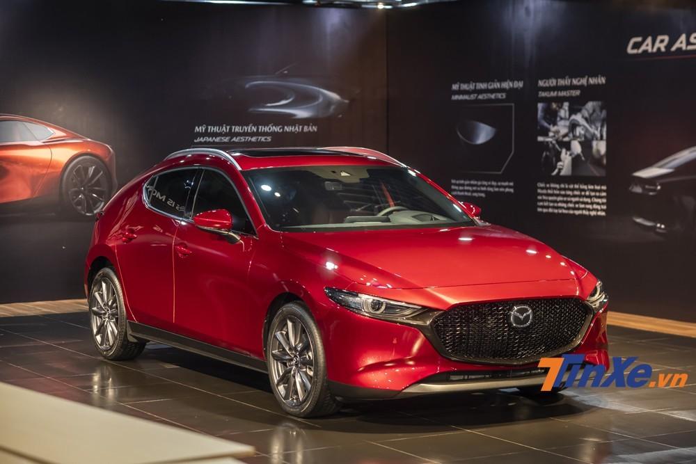 Mazda3 có mức giảm 55 triệu đồng