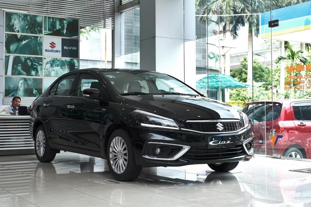 Suzuki Ciaz đang có ưu đãi giảm giá tới 60 triệu đồng tại đại lý.