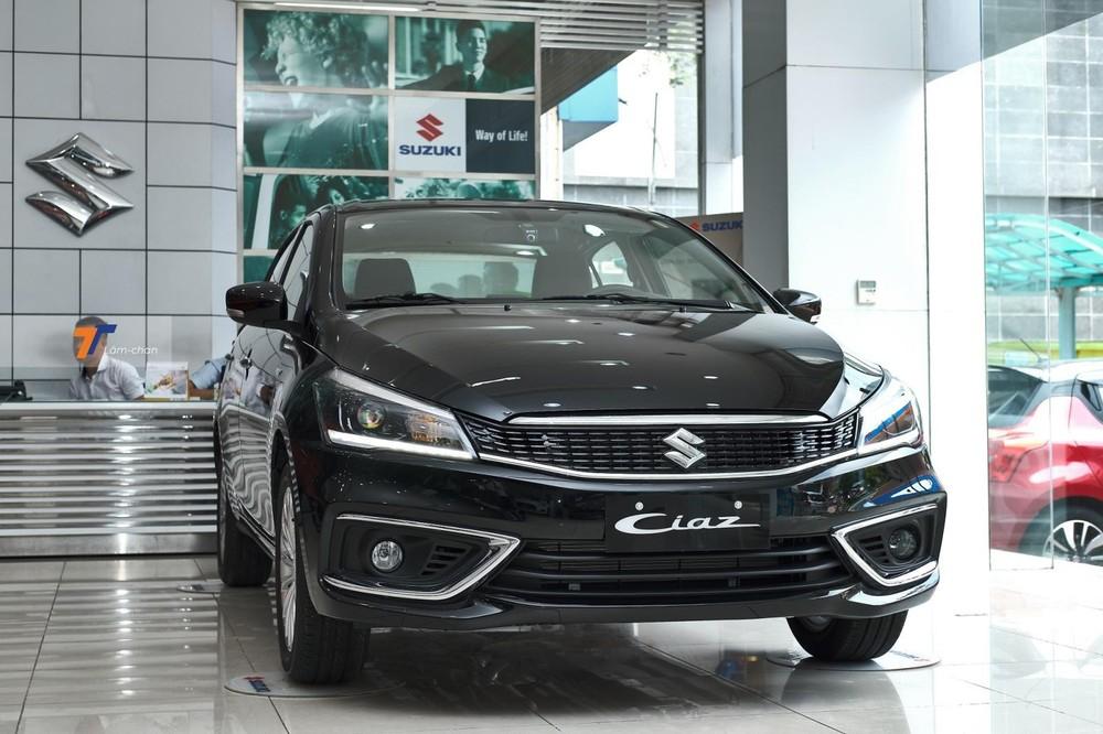 Kể từ khi ra mắt vào năm ngoái, Suzuki Ciaz thường xuyên được các đại lý chào bán với ưu đãi giảm giá.