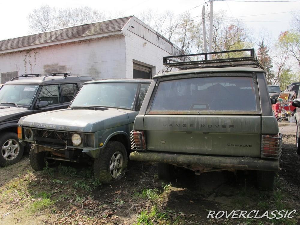 Chiếc Range Rover này thuộc bản County LWB