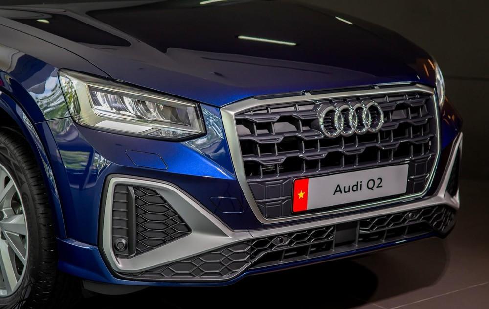 Giá xe Audi Q2 2021