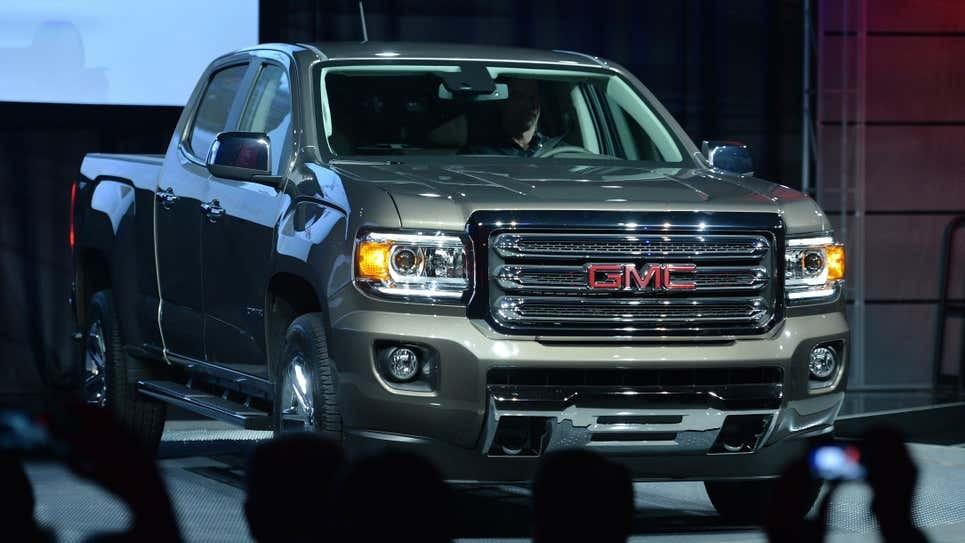 Xe bán tải GMC