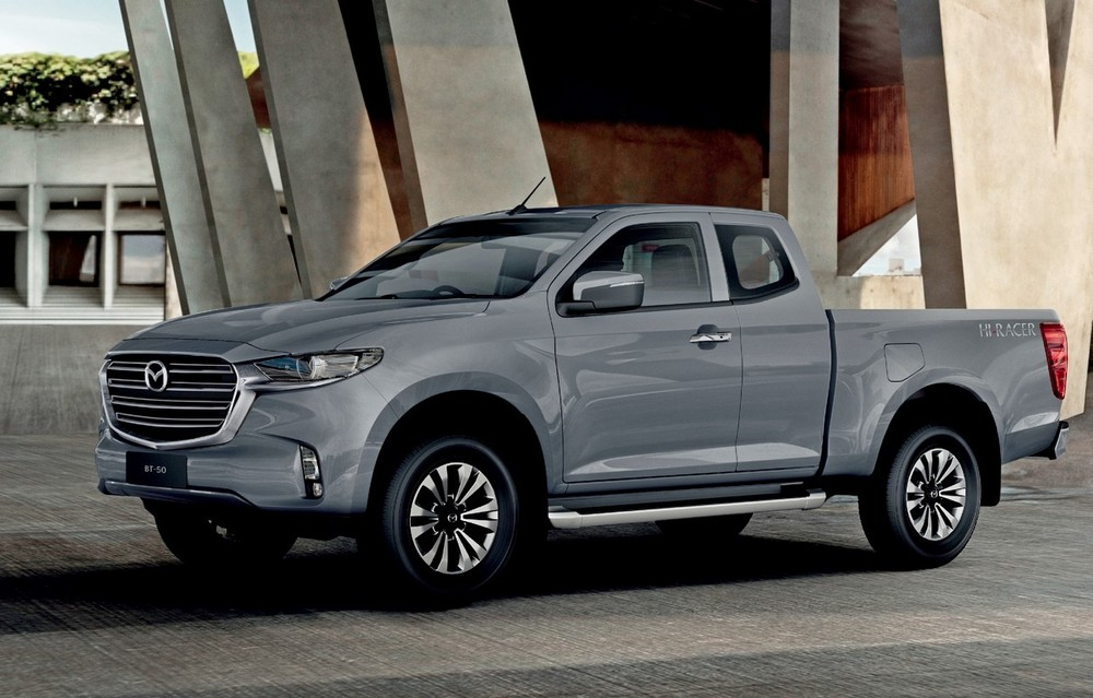 Mazda BT-50 2021 vẫn sẽ được nhập khẩu nguyên chiếc từ Thái Lan.