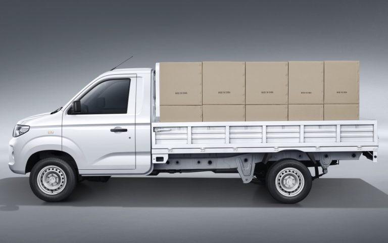 C71 có thùng xe dài hơn