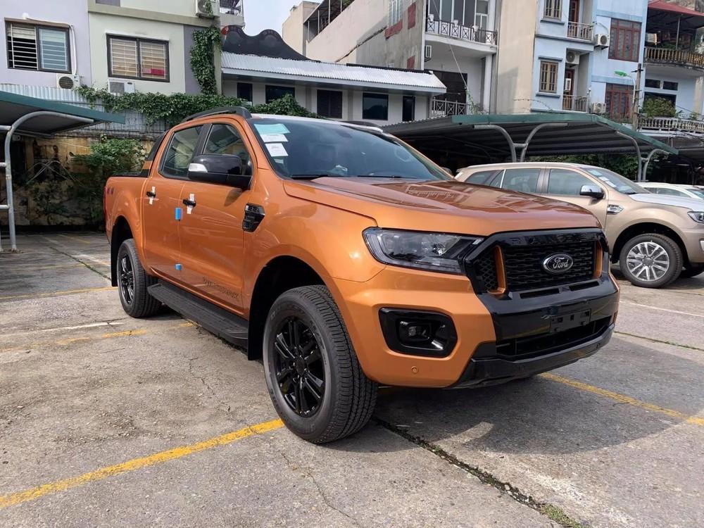 Bản lắp ráp của Ford Ranger dự kiến sẽ cập bến đại lý vào tuần sau.