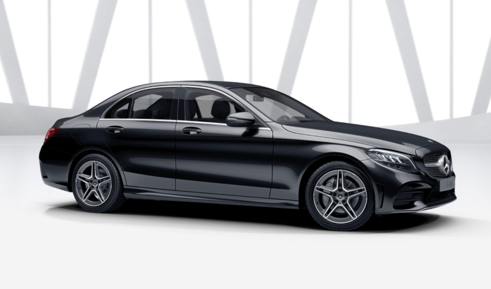 Mercedes-Benz C180 AMG màu đen