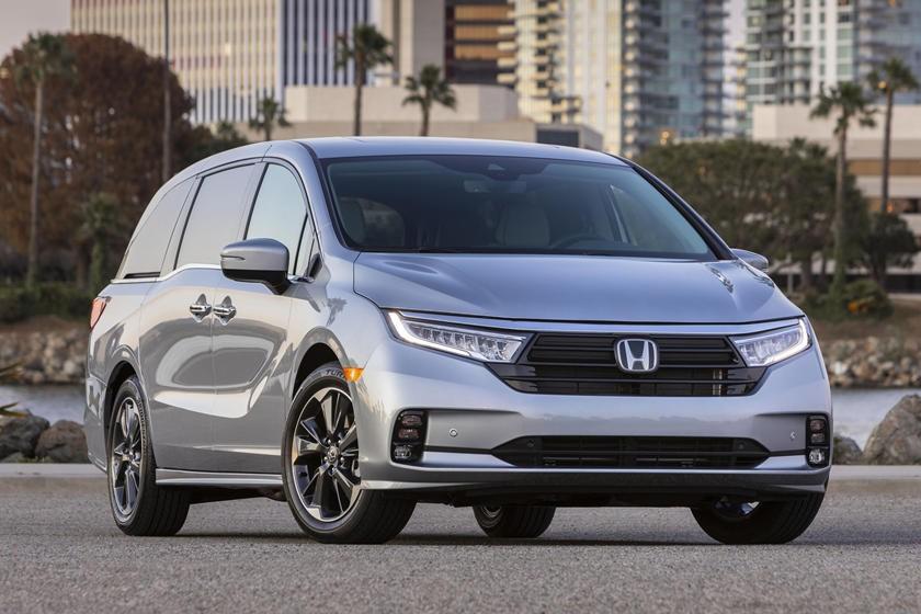 Honda Odyssey dành cho thị trường Mỹ