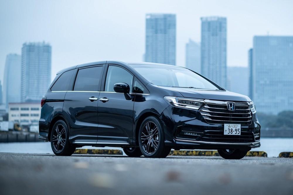 Honda Odyssey dành cho thị trường Nhật Bản