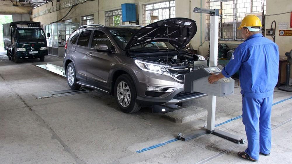Kiểm định xe ô tô