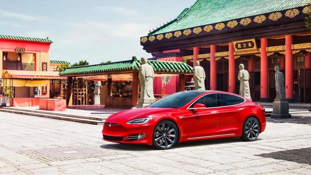 Xe điện Tesla