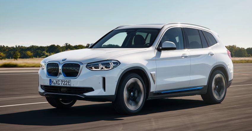 BMW iX3 2022 rục rịch được bày bán ở Thái Lan với số lượng giới hạn