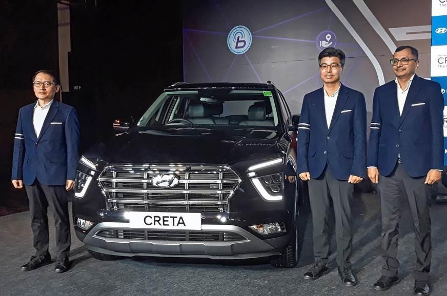 Hyundai Creta 2021 dành cho thị trường Ấn Độ