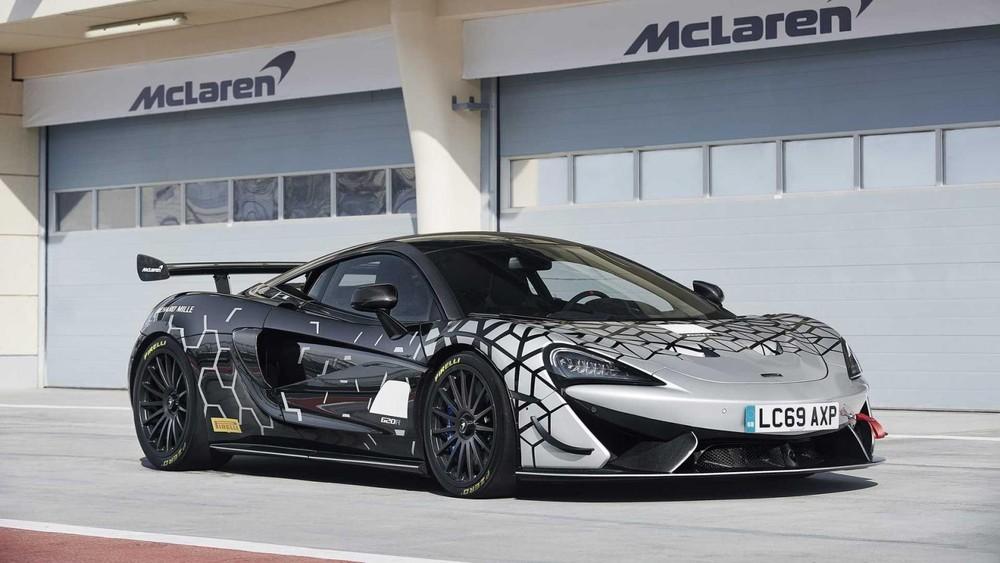 Dòng siêu xe McLaren 620R chỉ còn 349 chiếc trên thế giới