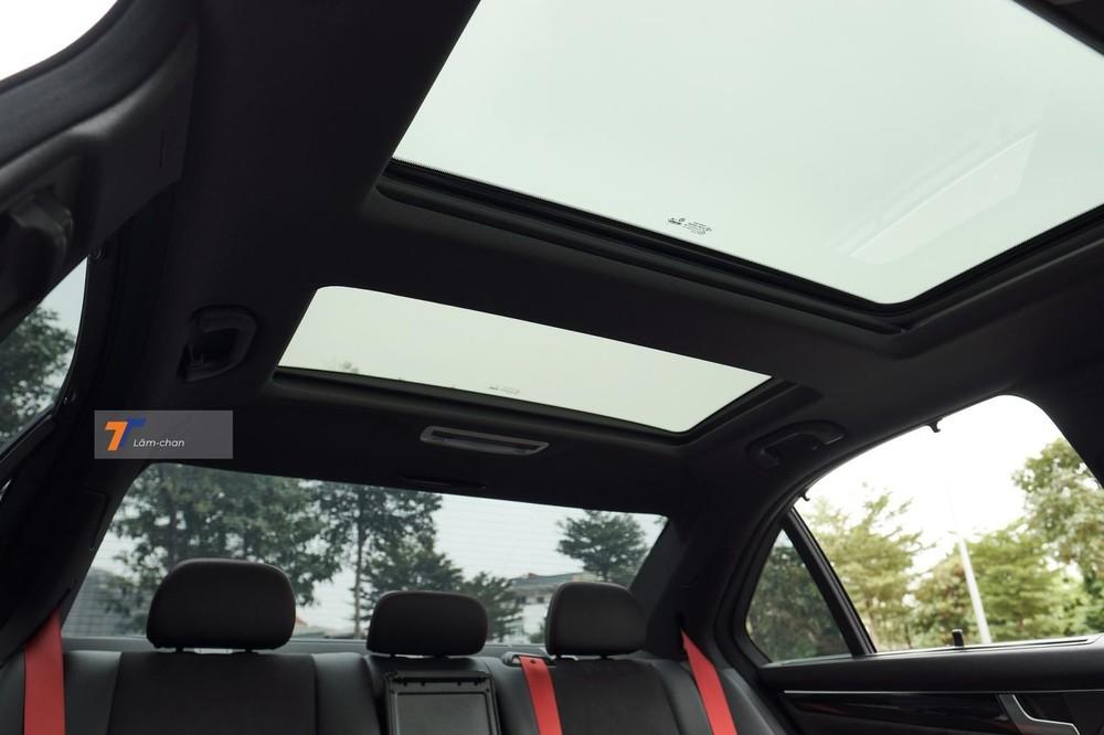 Cửa sổ trời toàn cảnh panorama sang thật đấy nhưng bạn đã nghĩ đến mùa hè chưa?
