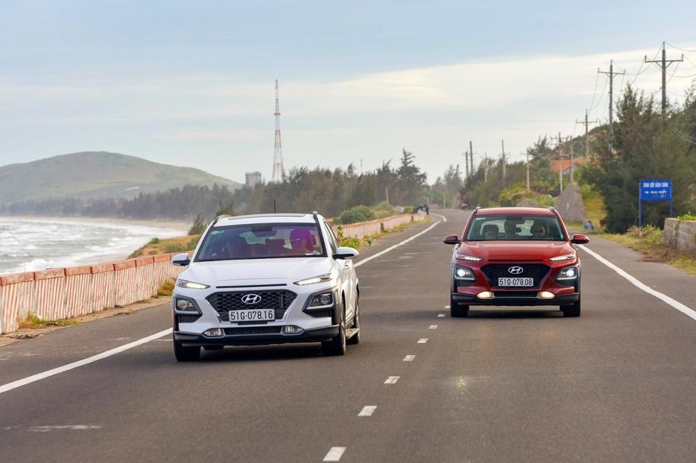 Hyundai Kona có thể xem là mẫu xe mở ra sự cạnh tranh ở phân khúc B-SUV tại Việt Nam.