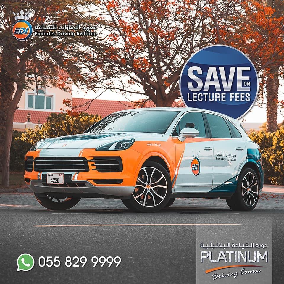 Những chiếc ô tô hạng sang được sử dụng trong khóa học Platinum Driving Course