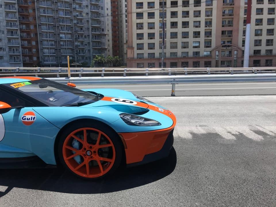 Chiếc xe này còn được trang bị mâm độ của Forgiato