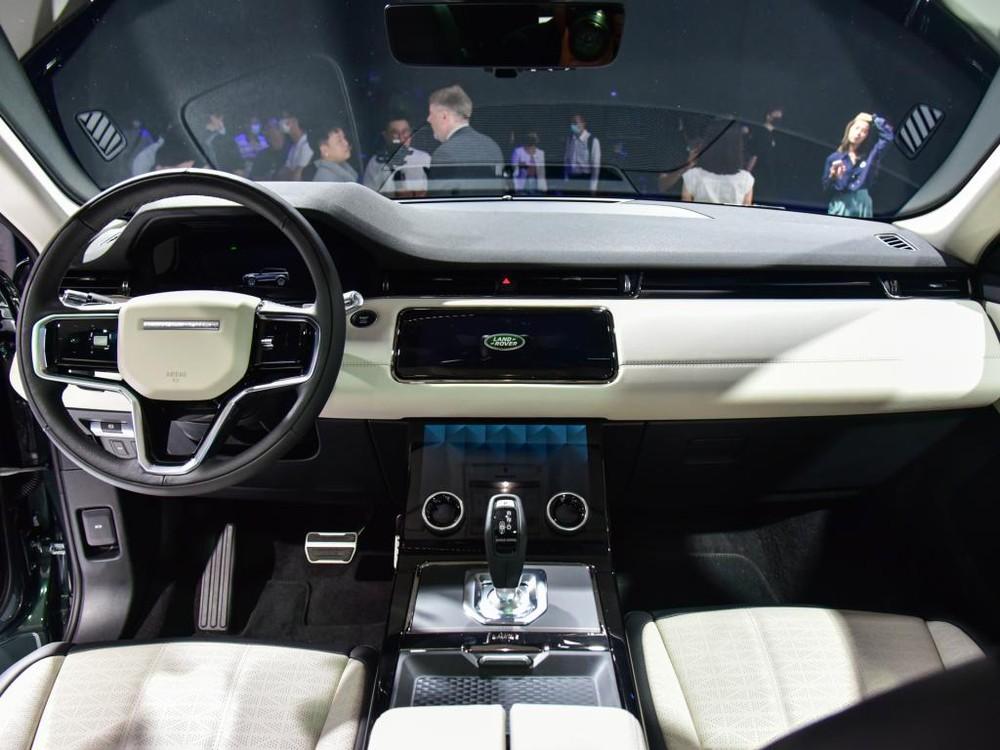 Nội thất bên trong Range Rover Evoque L 2021