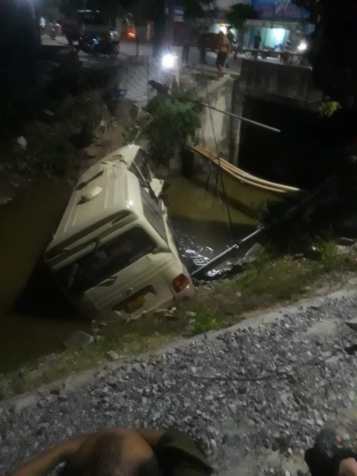 6 người trên ô tô khách bị thương vong sau vụ tai nạn
