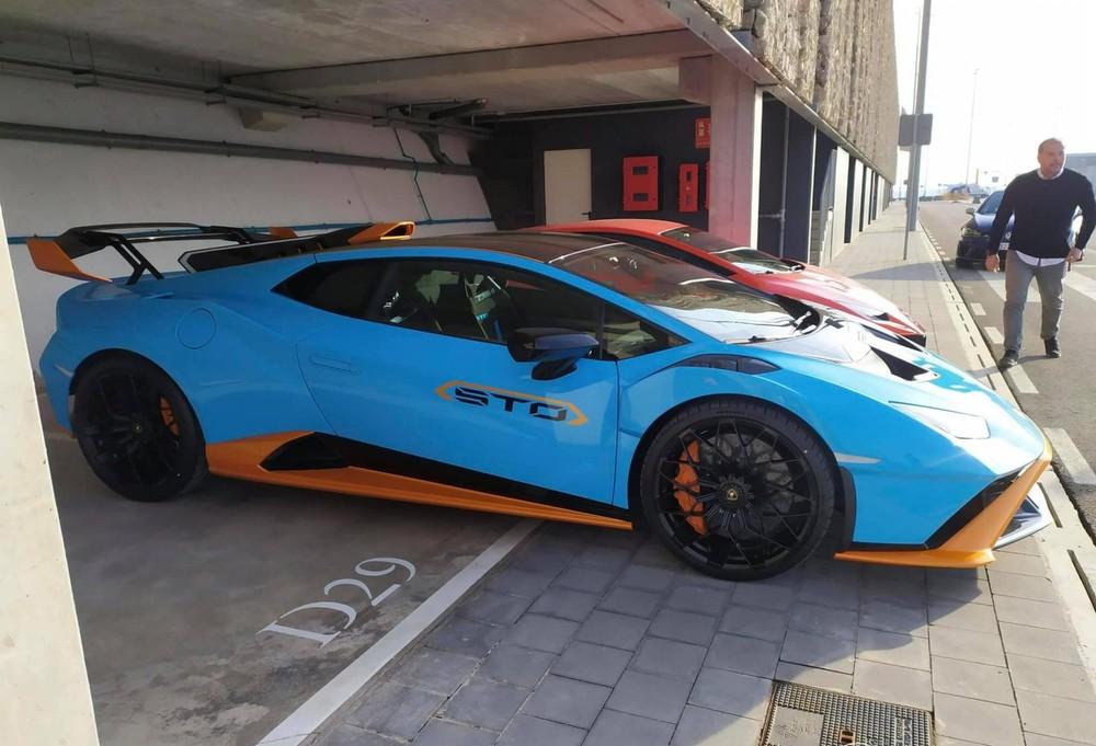Hiện đã có ít nhất 2 chiếc siêu xe Lamborghini Huracan STO được đồn đoán sắp về nước