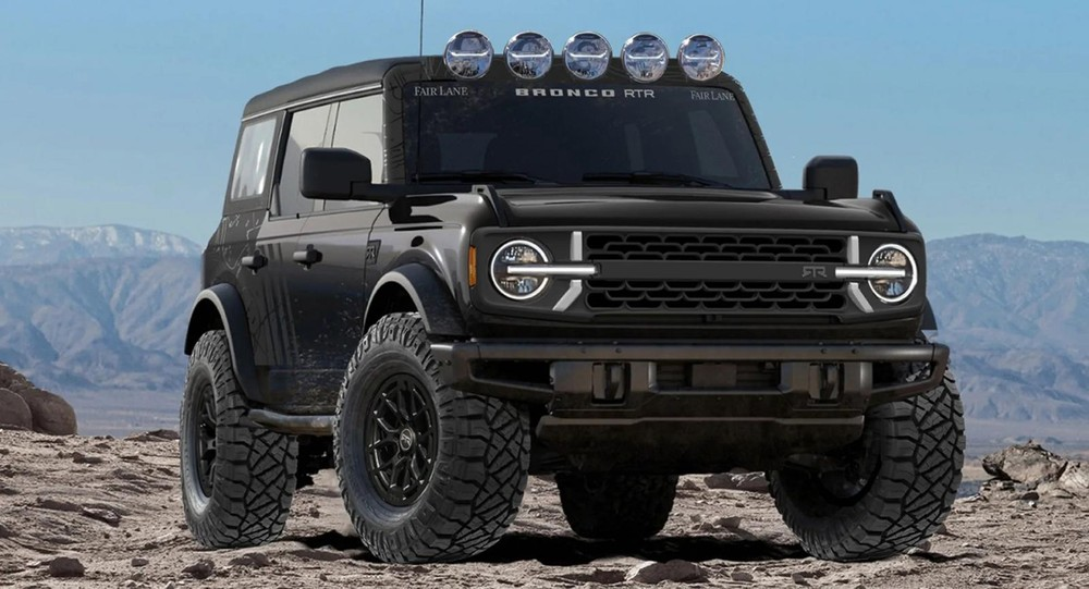 Ford Bronco RTR
