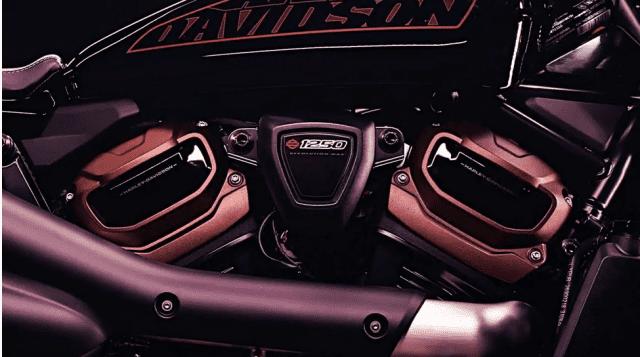 Hình ảnh hé lộ mẫu xe mới của Harley-Davidson