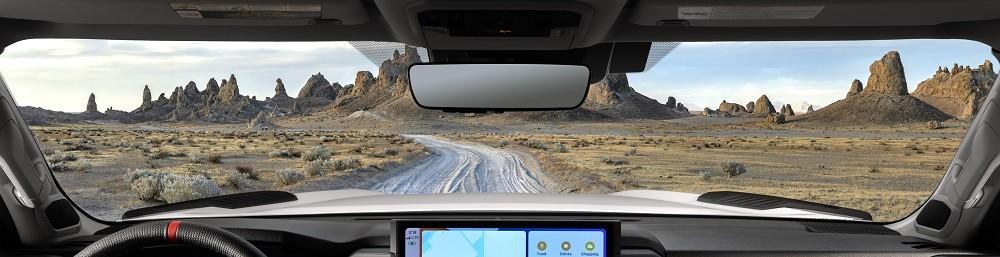 Hình ảnh hé lộ nội thất của Toyota Tundra 2022
