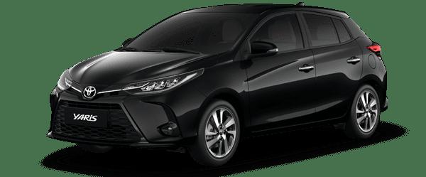 Giá xe Yaris 2021 màu đen: 668.000.000 VNĐ