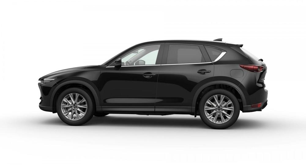 Mazda CX-5 màu đen