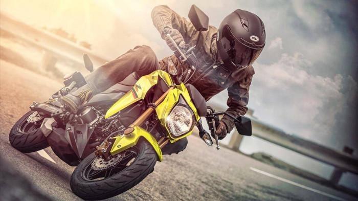 Kawasaki Z125 Pro 2022 giữ nguyên thiết kế, thay đổi màu sơn