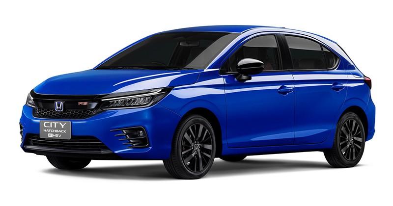 Honda City Hatchback e:HEV RS 2021 dành cho thị trường Thái Lan
