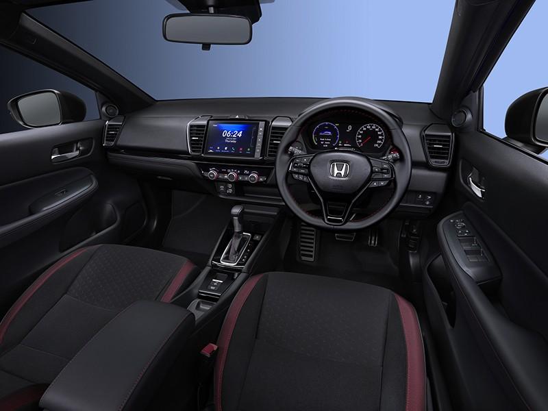 Nội thất của Honda City Hatchback e:HEV RS