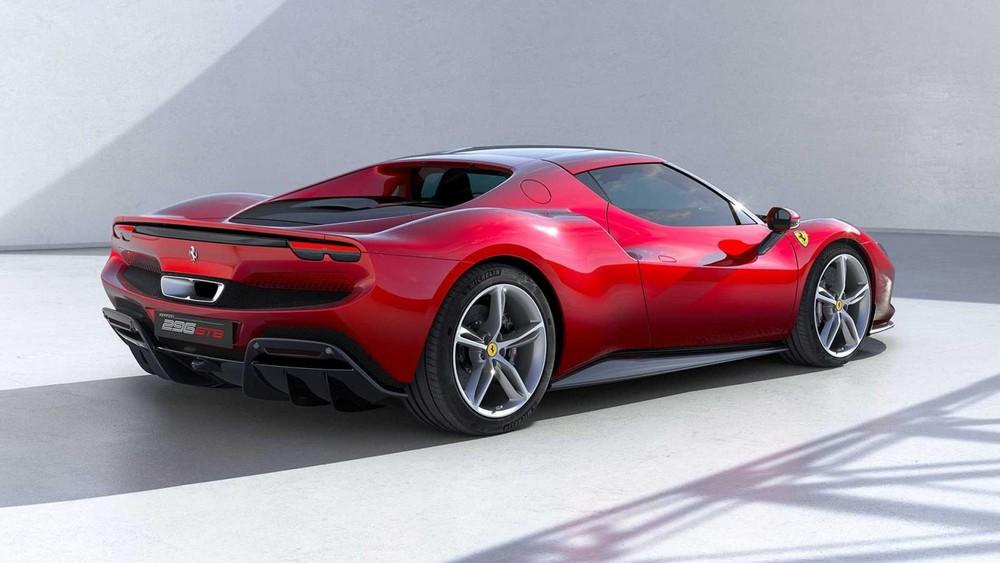 Ferrari 296 GTB bản tiêu chuẩn