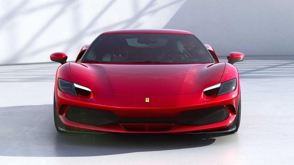 Ferrari 296 GTB ra mắt với động cơ V6 quay trở lại sau 5 thập kỷ vắng bóng